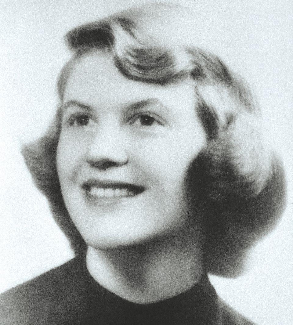 Sylvia Plath1