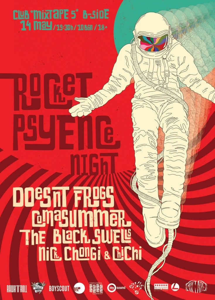 Rocket Psyence Night