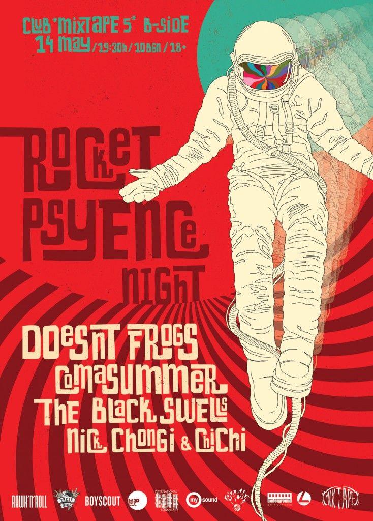 Rocket Psyence Night