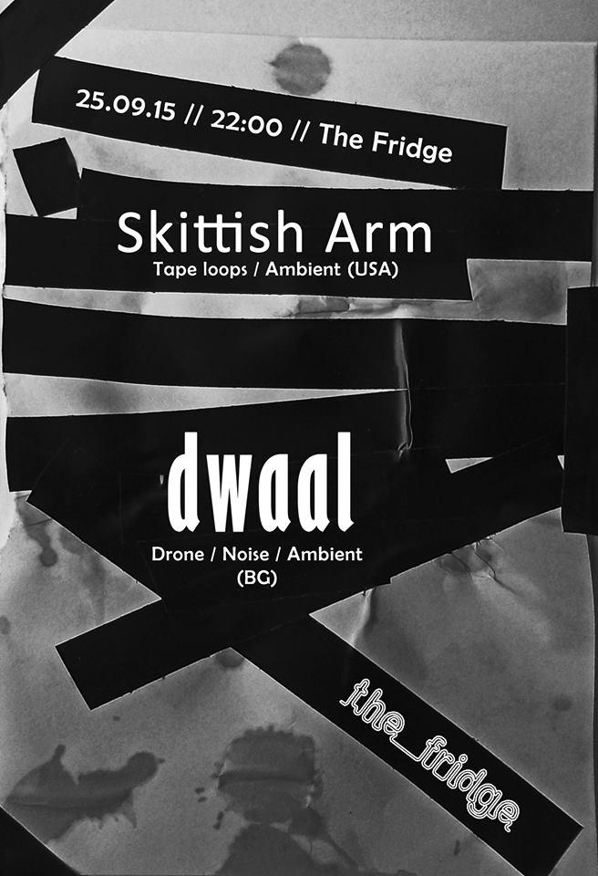 Skittish Arm & dwaal